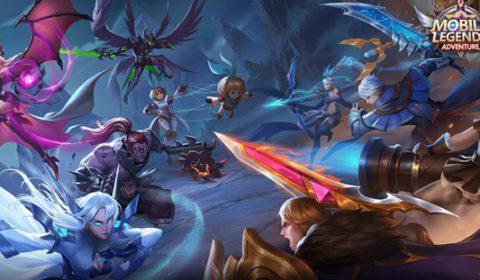 (รีวิวเกมมือถือ) Mobile Legends: Adventure เกม IDLE RPG ภาพตัวละครสวยสดงดงาม!
