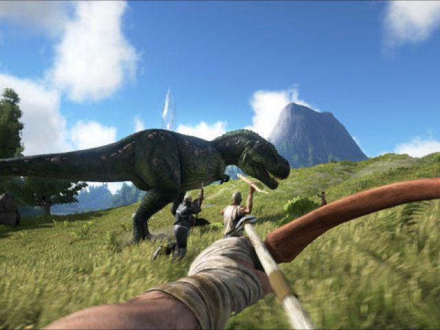 [Game On Sale] ARK Survival Evolved เกมเอาตัวรอดยุคไดโนเสาร์ ลด 65% เหลือ 200 บาท