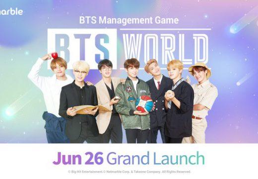 มาเป็นเมเนเจอร์ของวง BTS ในเกม BTS WORLD กันเถอะ! เกม BTS WORLD เปิดให้ผู้เล่นดาวน์โหลดทั่วโลกแล้ววันนี้
