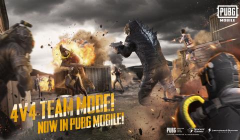 PUBG Mobile ฉลอง 400 ล้านดาวน์โหลด เปิดโหมด 4 VS 4 ใครฆ่าได้ครบจำนวนก่อนชนะ!