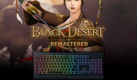 BLACK DESERT ร่วมกับ Razer Gold จัดโบนัสตลอดเดือนมิถุนายน รับรางวัลสุดพิเศษมากมาย