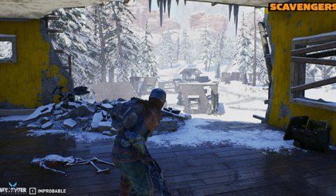Scavengers เกมส์ออนไลน์ใหม่แนว PvP+PvE Shooter เปิดตัว Trailer Gameplay ครั้งแรก