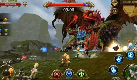 Nexon ส่งสารถึงเหล่านักล่ามังกร World of Dragon Nest เกมส์มือถือใหม่สุดเจ๋งเปิดให้บริการในบ้านเราแน่นอน