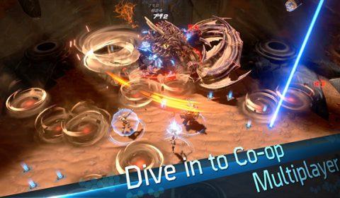 Gigantic X เกมส์มือถือใหม่แนว Sci-Fi Shooting เตรียมเปิดให้บริการทั่วโลก กรกฎาคม นี้