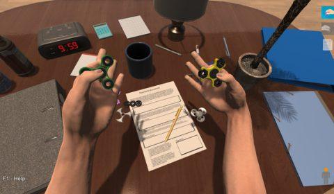 [Game On Sale] ด่วน! เกม PC จำลองการใช้มือ Hand Simulator ลด 70% เหลือ 15 บาท!