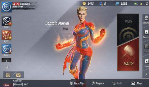 MARVEL Super War รวมฮีโร่เล่นง่าย แต่โหดได้เรื่อง ฝึกไว้ได้ใช้แน่นอน