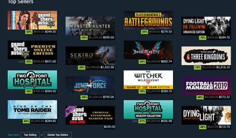 [Game On Sale] เริ่มแล้ว! เทศกาลเกมลด Steam Summer Sale ประจำปี 2019 (มิถุนายน – กรกฎาคม)