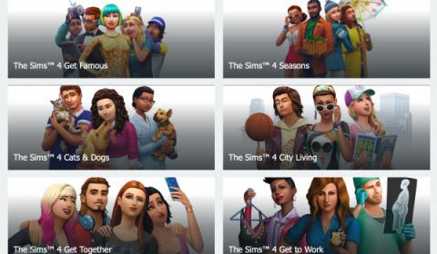 [Game On Sale] Origin ลดกระหน่ำ 50% ภาคเสริม The Sims 4 ราคาไม่ถึง 500 บาท เพียบ!
