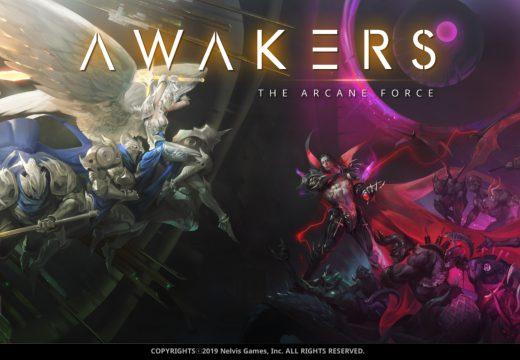 (รีวิวเกมมือถือ) AWAKERS เกม RPG ตะลุยปราบจอมมารสไตล์ยกไปเป็นทีม