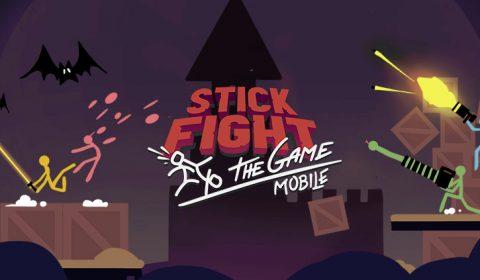 (รีวิวเกมมือถือ) Stick Fight: The Game Mobile เกมดังจากบน PC ลงมือถือแล้ว!