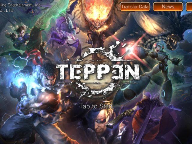 [รีวิวเกมมือถือ]รวมพลชาว Capcom กับเกมใหม่ล่าสุด TEPPEN