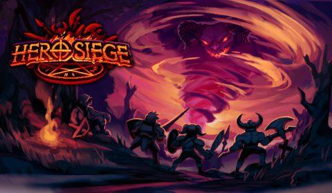 [รีวิวเกมมือถือ-PC] ลดกระหน่ำ 80% เกม Co-op Action-RPG มันส์ระเบิด Hero Siege