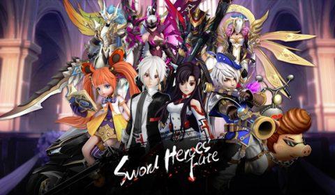 (รีวิวเกมมือถือ) Sword Hero' Fate เกม RPG ที่ผสมผสานหลายๆ เกมเข้าด้วยกัน