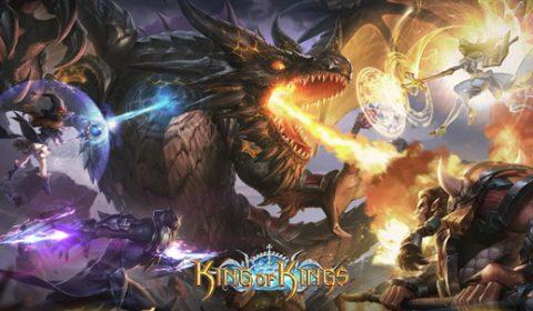(รีวิวเกมมือถือ) King of Kings มหากาพย์เกม Openworld MMORPG ที่ต้องลอง!