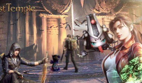 (รีวิวเกมมือถือ) Lost Temple เกม RPG ในธีมล่าสมบัติในสุสานโบราณ