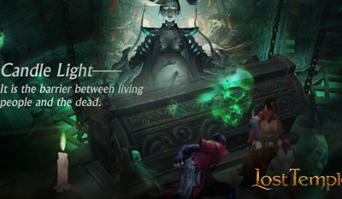 Lost Temple ออกล่าสมบัติโบราณที่หลับไหล พร้อมกันได้แล้ววันนี้ทั้งIOS & Android!