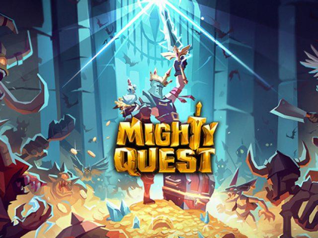 ตะลุยดันเจียน Mighty Quest For Epic Loot มันส์ได้ง่ายๆ ด้วยมือเดียว
