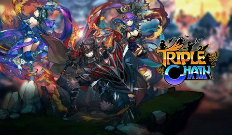 เกมมือถือ Triple Chain: เกม RPG แนวกลยุทธ์และเกมปริศนา เปิดให้ลงทะเบียนล่วงหน้าแล้ว