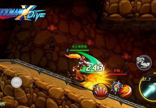 Capcom เปิดตัว Mega Man X DiVE เกมส์มือถือใหม่จากซีรีย์ Mega Man เตรียมปล่อยให้เล่นทั่วโลก