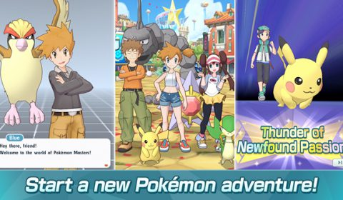 มาถึงไทยแล้ว Pokemon Master ศึกรูปแบบใหม่ของเหล่าโปเกมอนพร้อมเปิดให้บริการทั่วโลกทั้ง iOS และ Android