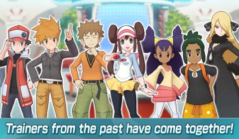 Pokemon Master ตำนานบทใหม่ของเหล่าเทรนเนอร์ พร้อมเปิด Pre-Registration ทั้ง iOS และ Android แล้ววันนี้