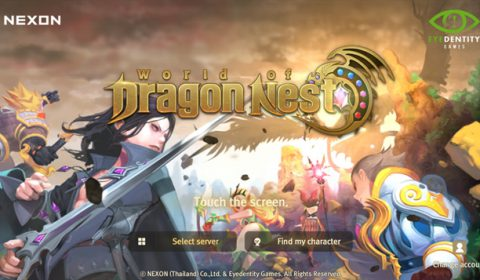 (รีวิวเกมมือถือ) World of Dragon Nest นี่คือที่สุดของที่สุด ที่สาวกนักล่ามังกร ห้ามพลาด!