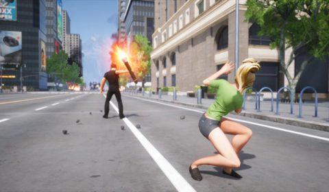 (รีวิวเกม PC) UNDEFEATED รับบทเป็นฮีโร่ จากผลงานนักเรียนสาขาพัฒนาเกม เล่นฟรี!