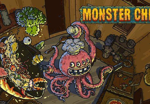 [รีวิวเกมมือถือ] เปิดโลกแห่งการทำอาหารสุดอินดี้ Monster Chef