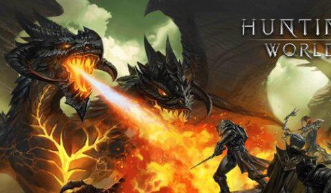 (รีวิวเกมมือถือ) Hunting World เกม MMORPG Openworld ตัวใหม่จาก Godlike