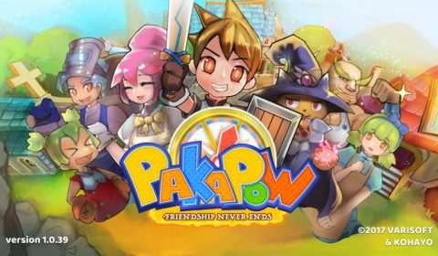 (รีวิวเกมมือถือ) Pakapow : Friendship Never End เกมทำลายมิตรภาพบนมือถือฝีมือคนไทย!