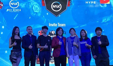 ทัวร์ใหญ่จาก NEX Studio เปิดงานแข่ง NEX CS:GO INVITATION 2019 พร้อมเซอร์ไพรส์งานต่อไป NEX DOTA2 Thailand League