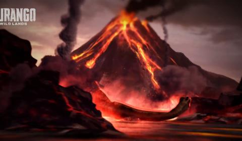 [อัพเดท]แผ่นดินกำลังลุกเป็นไฟเมื่อแมพภูเขาไฟเข้ามาพร้อมอัพเดทขนาดใหญ่ใน Durango