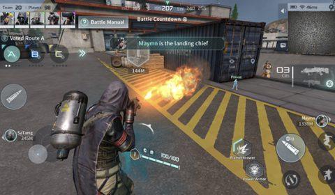 Disorder เกมส์มือถือ Battle Royale ใหม่จาก NetEase เปิดให้ทดสอบทั้ง iOS และ Android แล้ววันนี้