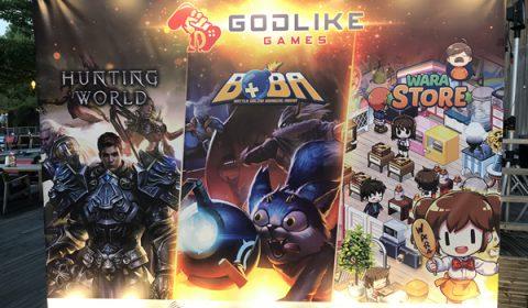 ฉลองความสำเร็จ GODLIKE Games Media Conference Q3 พร้อมเผยเกมส์ใหม่เตรียมเปิดให้บริการเร็วๆ นี้