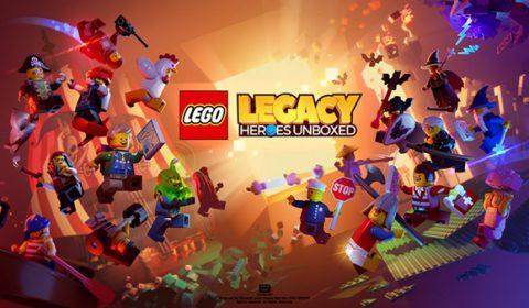 เปิดตัวเทรลเลอร์เกมใหม่ LEGO® Legacy: Heroes Unboxed ลงทะเบียนล่วงหน้าได้แล้ววันนี้