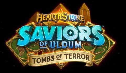 [Hearthstone]เปิดประตูสู่การผจญภัยคนเดียวครั้งใหม่ Tombs of Terror