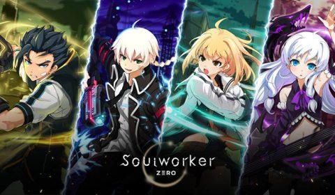(รีวิวเกมมือถือ) SoulWorker ZERO ตำนานเกมออนไลน์ชื่อดัง กลับมาในรูปแบบเกมมือถือแล้ว