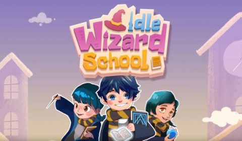 (รีวิวเกมมือถือ) Idle Wizard School เกม IDLE แนวบริหารโรงเรียนที่ต้องลอง