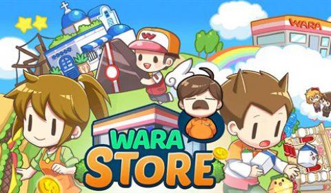 (รีวิวเกมมือถือ) Godlike Wara Store เกมบริหารร้านสะดวกซื้อที่เพลินจนหยุดไม่ได้!