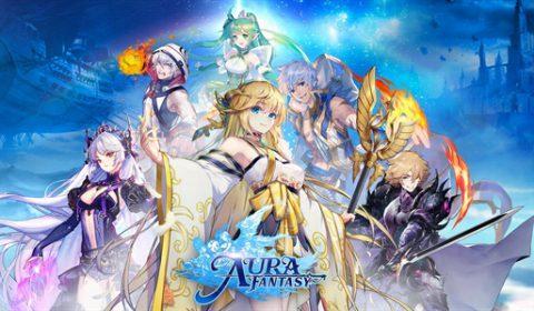 (รีวิวเกมมือถือ) AURA Fantasy เกม IDLE สไตล์อนิเมะ ที่มีเนื้อเรื่อง!