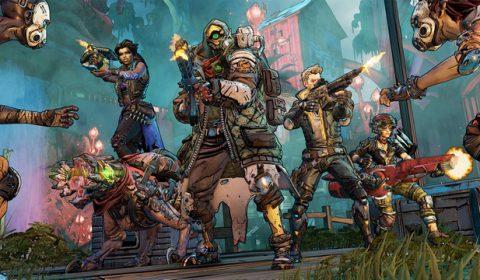 Borderlands 3 เกมภาคใหม่ล่าสุดของซีรี่ส์ต้นตำหรับเกม Shooter-Looter วางจำหน่ายแล้ว!