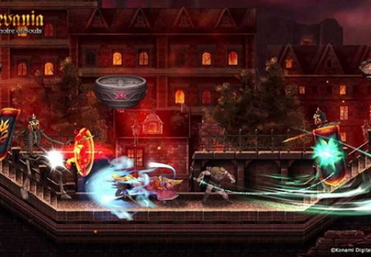 เปิดตัว Castlevania: Grimoire of Souls เกมส์แส้ระดับตำนานเตรียมพัฒนาลงเกมส์มือถือทั้ง iOS และ Android