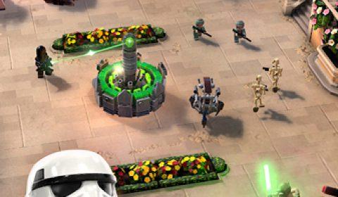 สงครามอวกาศ LEGO® Star Wars™ Battles เปิดให้บริการในต่างประเทศ บนระบบ Android