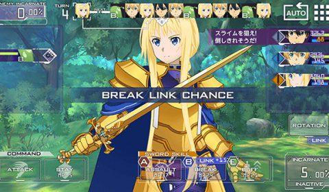 สาวก SAO รอเลย Bandai Namco เตรียมเปิด Sword Art Online: Alicization Rising Steel ให้เล่นทั่วโลก