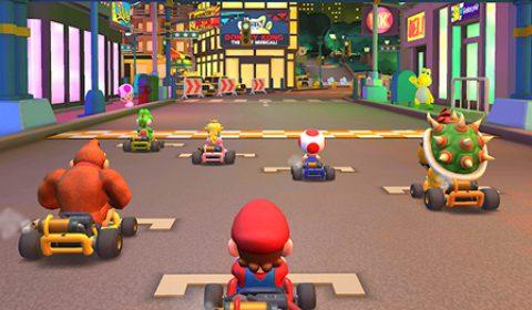 เปิดสนามซิ่ง Mario Kart Tour เกมส์แข่งรถสุดป่วน พร้อมให้บริการทั่วโลกแล้ววันนี้ทั้ง iOS และ Android