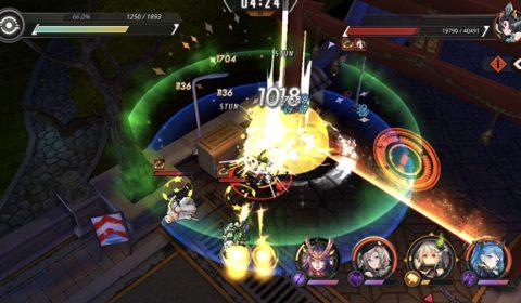 Witch Weapons เกมส์มือถือใหม่แนว Action RPG พร้อมเปิดให้บริการทั่วโลกทั้ง iOS และ Android แล้ววันนี้