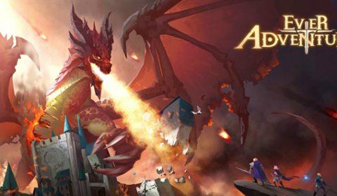 (รีวิวเกมมือถือ) Ever Adventure เกม RPG บนมือถือสไตล์ Side-Scrolling