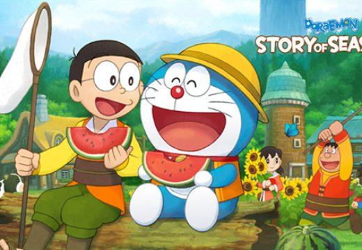 (รีวิวเกม PC) Doraemon : Story of Seasons เกมปลูกผักสไตล์ฮาเวสมูนที่หลายคนรอคอย