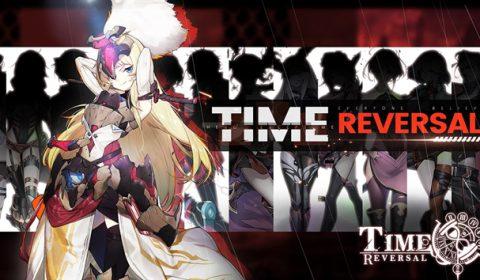 (รีวิวเกมมือถือ) TIME REVERSAL เกมวางแผนแนวใหม่ กับตัวละครลายเส้นสไตล์อนิเมะ