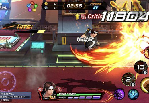 พร้อมเปิดให้บริการแล้ว The King of Fighters ALLSTAR เกมส์มือถือใหม่สุดมันส์เพื่อคอเกมส์ Fighting เปิดให้เล่นทั้ง iOS และ Android แล้ววันนี้
